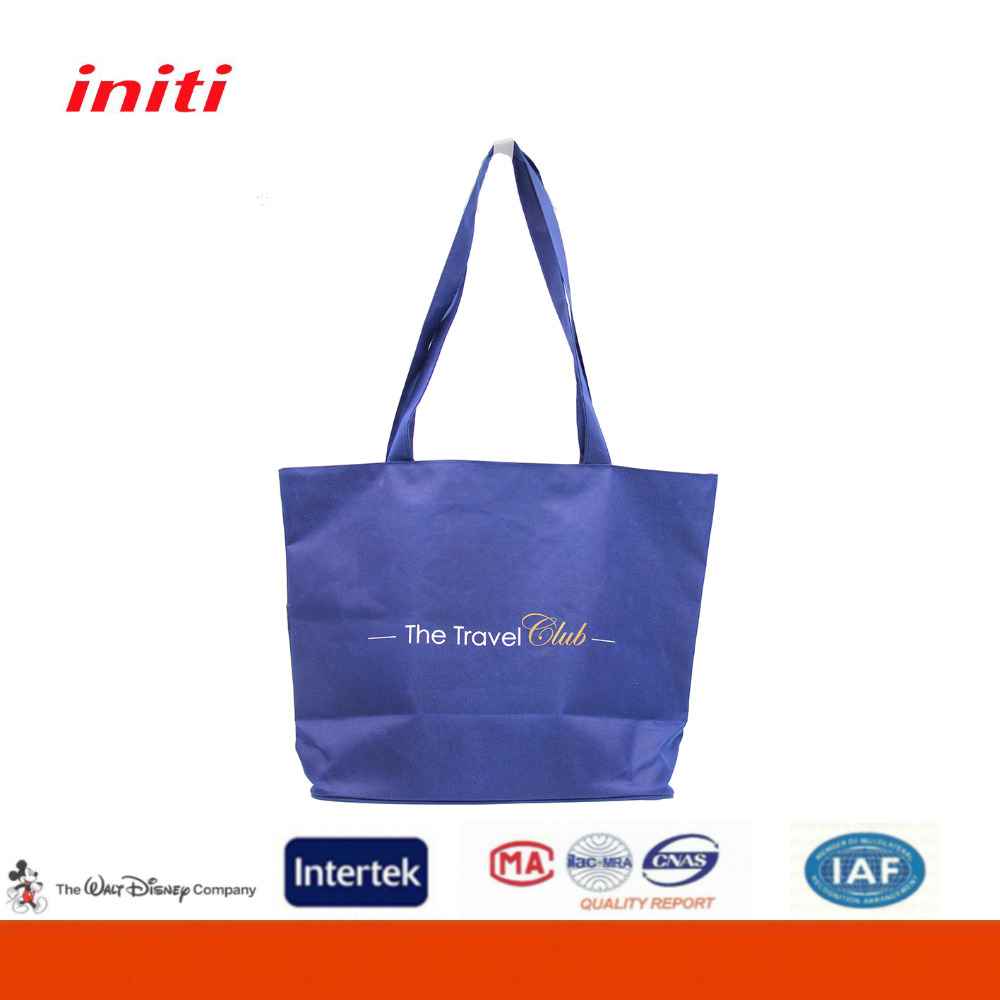 2016 Hot Selling Automatic Foldable Recycle Nonwoven Bag with Zipper