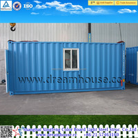 new technology container living quarter/luxury container homes/shipping container for sale