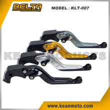 Newly CNC Aluminum Motorcycle Bicycle Foldind Up And Length Adjuster Brake Clutch Levers KLT-007