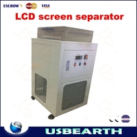 Hot Professional bulk separating machine LY FS-10 frozen LCD screen separator minimum minus 140 degree