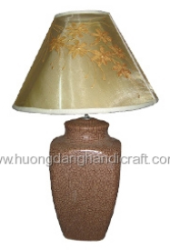 Handicraft sleeping lamp, lacquer sleeping lamp, home deco lamp