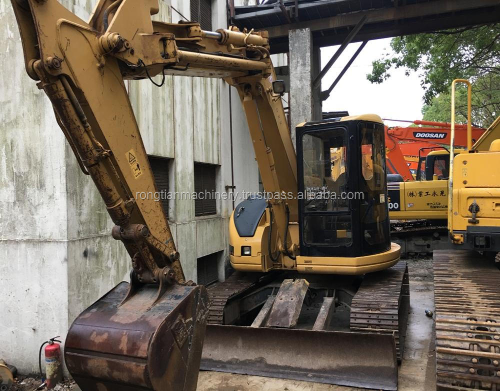 Low price hydraulic crawler excavator cat 308 from Japan in stock for hot sale