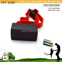 Training Shock Collar 6V Battery Operated Pet Dog Bark Stop Product