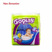 Our Companies Looking for Distributors of Cheap Sale Baby Diapers Turkey (GOPLAY-014)