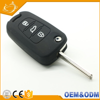 Good price remote control flip auto key shell replacement car key case