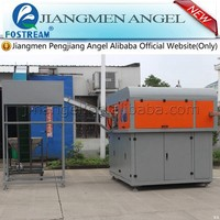 Angel plastic film blowing machine/ rotary pet bottle blowing machine