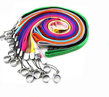 Convenient E-cigarette Ego Lanyard, colorful Ring Necklace with O-ring