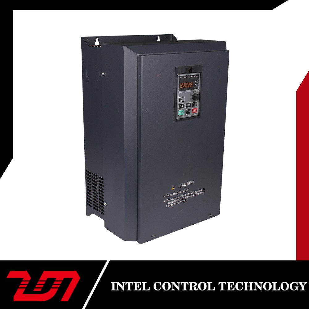 Low cost prices oem 5.5kw 22kw single three phase 220v 380v ac variable frequency drive vfd vsd vvvf inverter converter top 10