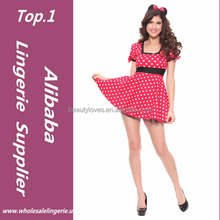 High Quality Wholesale Hot Sell Sexy Mouse Adult Animal Movie And Halloween Mini Costume