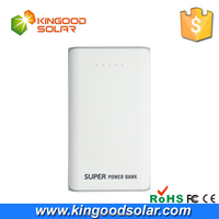 New products 2016 power bank /2 usb port/ LED flashlight/18000mah mini power bank promotion
