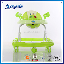 2017 new style baby walker custom made / baby walker with best price / animal baby walker