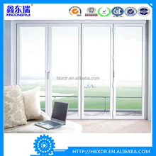 Aluminum alloy frame sliding glass screen doors