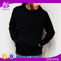 2016 Guangzhou Shandao Manufacturer Spring Hot Sale 100% Cotton Casule Long Sleeve Pullover Jersey No Brand Name Hoodies