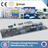 New automatic eps foam machine eps production line