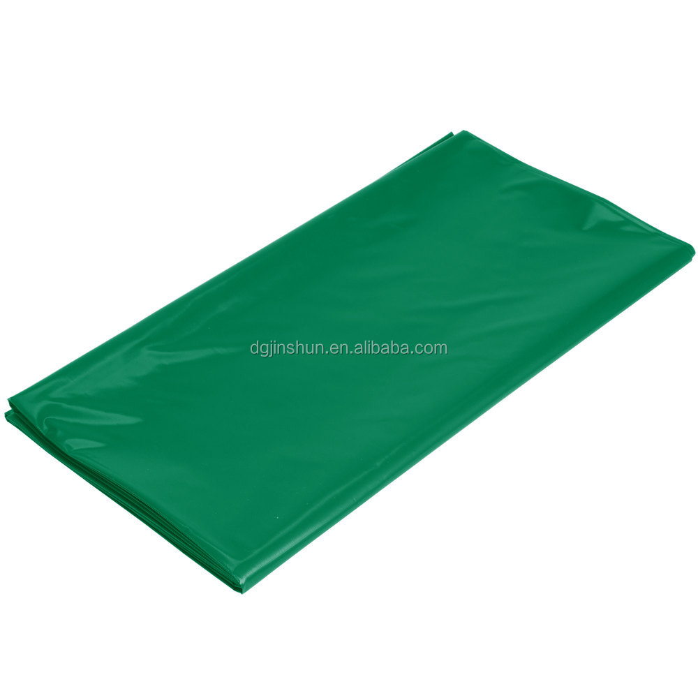 "Factory manufacture disposable plastic table cover solid color party table cloth 54""*108""thick plastic cover table cloth"
