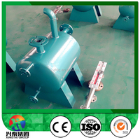 Washing machine used electric thermal oil heater