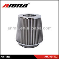 Universal Mini cone Air Oil Crankcase vent Breather Intake Filter/stainless steel air filters from China