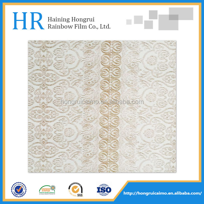 Chinese high quality decoration film fuji x-ray film for plastic ceiling panel