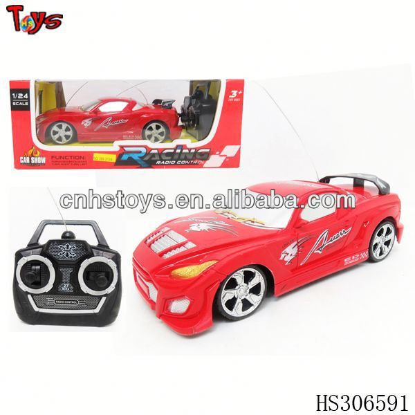 Hot selling cheap 4CH hsp rc car