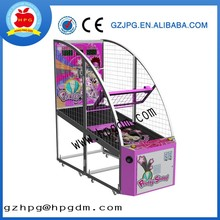 factory wholesale pretty shoot arcade basketball game machine,Indoor Sports Game Machine for sale