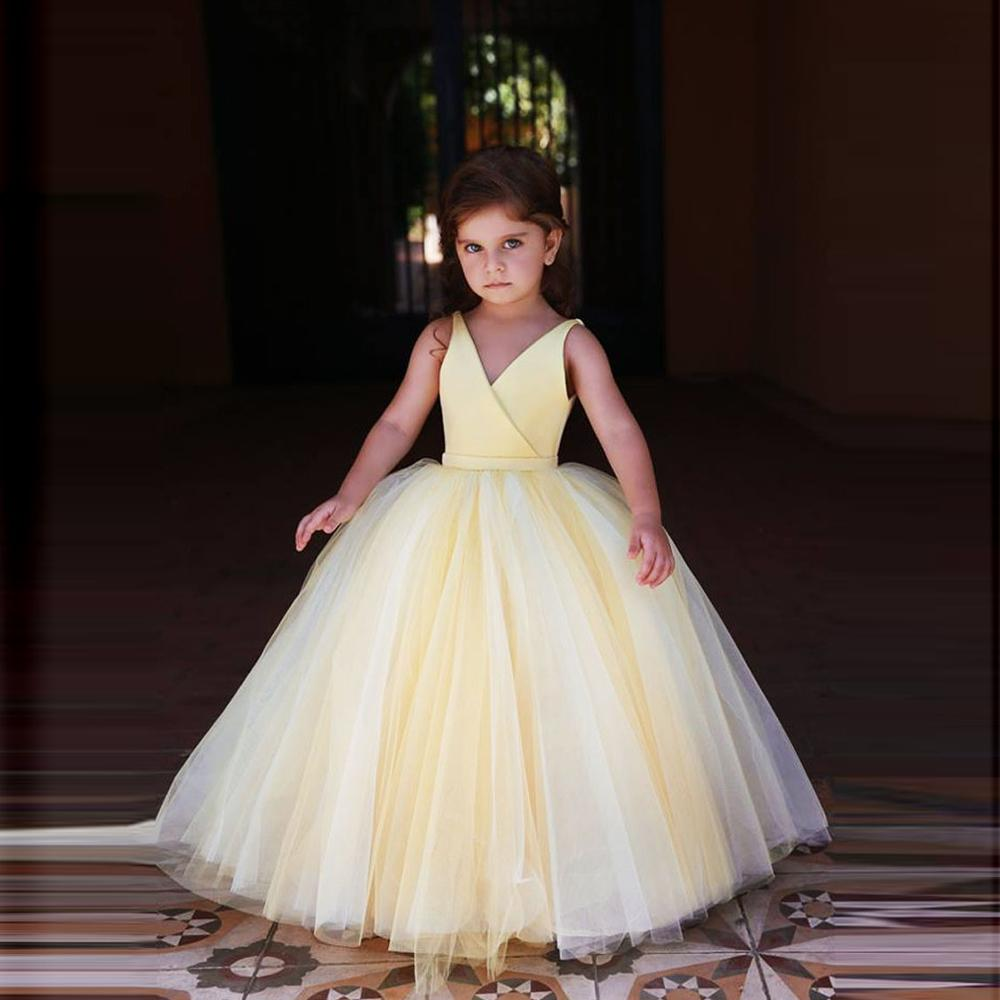 Wholesale kids cute ball gowns online buy best kids cute ball strongcutestrong cheap flower girl dresses 2018 princess strong izmirmasajfo
