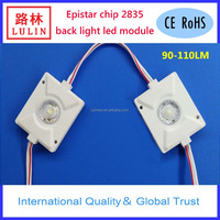 injection led modules Epistar chip 3030/2835 smd led light, led module for led signs