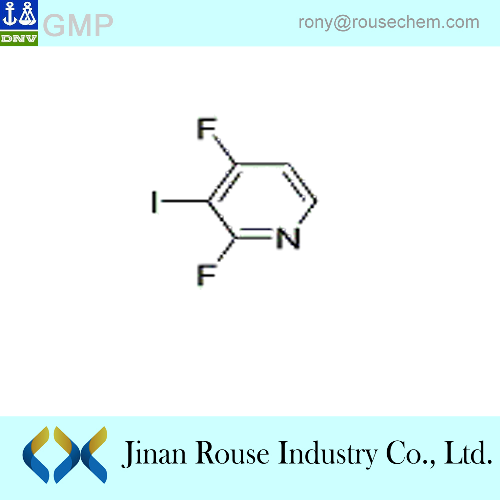 2,4-DIFLUORO-3-IODO-PYRIDINE / CAS NO.:837364-88-2 /Manufacturer supply/ High-qualit