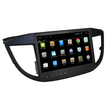 "10.1"" multi-touch screen quad core android car entertainment multimedia system for HONDA CR-V 2012-2015 with gps wifi bt usb sd"