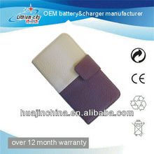 for iphone5 pu leather case with card slot