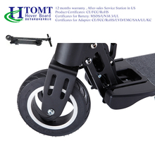 HTOMT scooter electric innovative products 2017 off road adult two wheel hoverboard cheap fat tire electric scooter