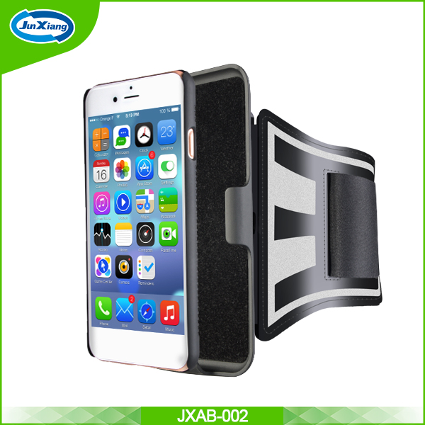 New Design Mobile Phone Sport Jogging Neoprene Armband Case for iPhone 6