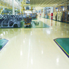 Anti ash weather resistant epoxy floor coatings for play ground