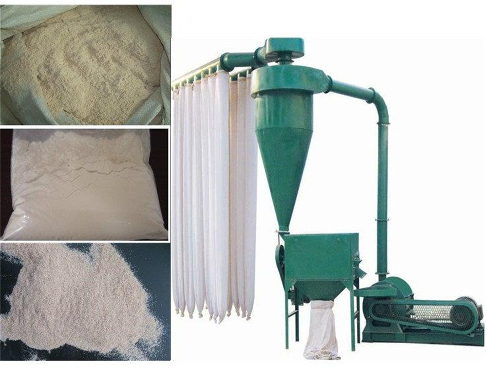 High Quality Wood Flour Machine