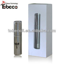 New ecigarette original chi you ss mech mod, Steam Turbine atomizer 18650 tube mechanical sentinel Mod nemesis mod