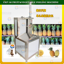 FXP-66 automatic Pineapple Peeler pawpaw peeling machine coconut peeler