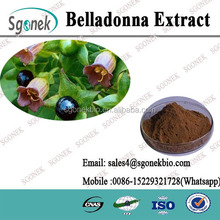 Atropa Belladonna Extract Powder /Active Ingredients: Atropine, Hyoscyamine