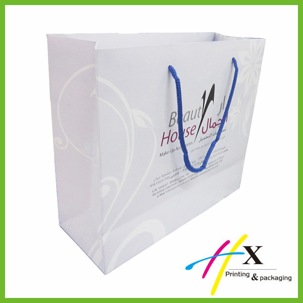 High End Paper Shopping Bag For Apparel/Shoes