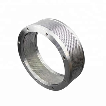 High quality stainless steel ring die for feed pellet mill
