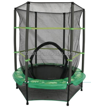 OUTDOOR SPORTS KIDS TRAMPOLINES JUMPING BED