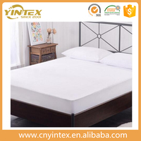 Luxury star hotel or hospital disposable medical waterproof bed bug proof fitted mattress protector