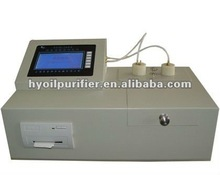 GD-264A Automatic Acid value Number Analyzer for fuel oil /diesel oil