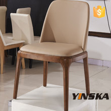 alibaba modern dining room furniture PU chairs in good taste