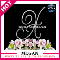Wholesale Rhinestone Elegant Wedding Cake Toppers