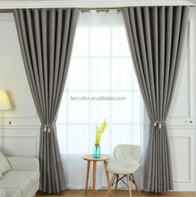Curtain design ready made modern window drapes for living room curtains blinds interior decoration of house