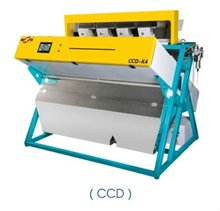 peeled mung beans ccd color sorting machine