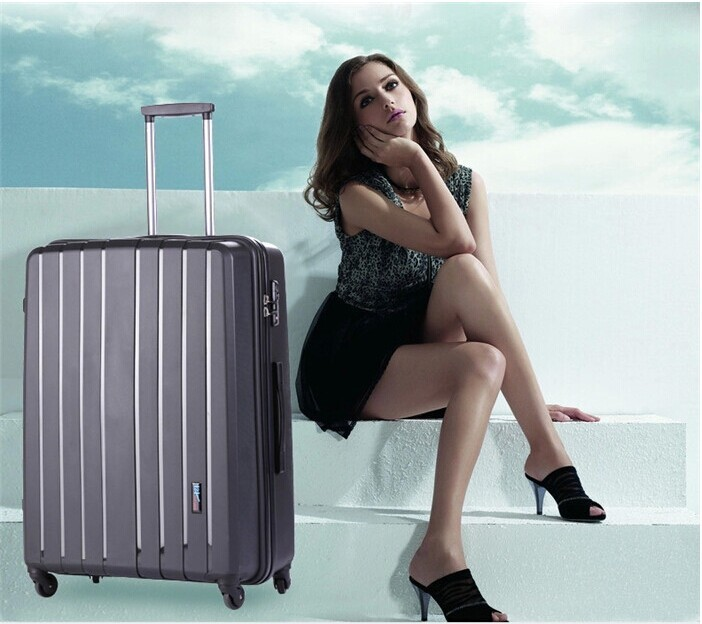 20/24/28 carry-on trolley suitcase for traveling