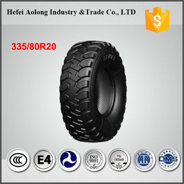335/80R20, China Well-know Brand Advance Radial Giant OTR Tyre