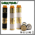 wholsale Kratos kit Broadside Mod 18650 mech tube kit Kratos kit clone high quality than battle master tower mod desolator kit