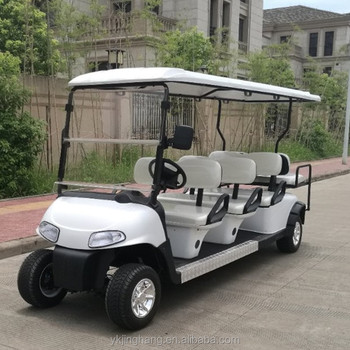 gasoline adult garden electric go cart/kart with rain cover
