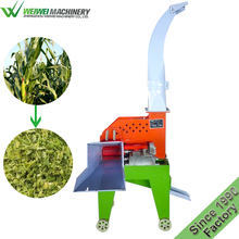 best and cheapest gold supplier animal feed crusher feed processing machines grass cutter machine corn silage chopper for sale